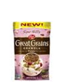 Post Great Grains Protein Granola Super Nutty-11 oz
