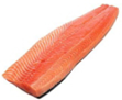Fresh Organic Salmon Fillet -lb