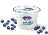 Fage 2%  Greek Yogurt Blueberry - 4pk
