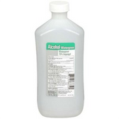 99% Isopropyl Alcohol - 16 Fl. Oz.
