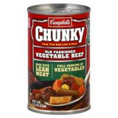 Campbell's Old Fashioned Vegetable Beef - 10.75 oz