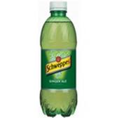 Schweppes Ginger Ale - 2 L