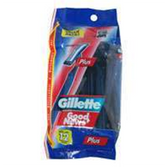 Gillette Good News Plus Razors - 5 Count