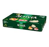 Dannon Activia Yogurt - 24 pk