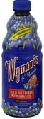 Wyman's - Wild Blueberry Pomegranate Juice -46oz