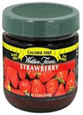 Walden Farms Strawberry Fruit Spread -12oz
