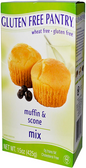Gluten Free Pantry Muffin and Scone Mix -15oz