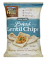 Mediterranean Snacks Baked Sea Salt Lentil Chips, 4.5 OZ