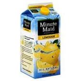 Minute Maid Premium Lemonade -64 oz