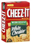 Sunshine Cheez‑It Reduced Fat White Cheddar Baked Snack Cr
