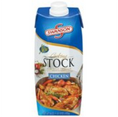 Swanson Chicken Stock - 26 oz