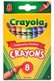 Crayola Crayons -8ct