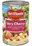 Del Monte Very Cherry Mixed Fruit, 15 OZ