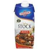 Swanson Beef Stock - 26 oz