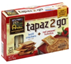 Mediterranean Snacks Tapaz 2 Go Lentil Crackers With Red Pepper
