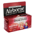 Airborne Immune Support Supplement Very Berry Effervescent Table