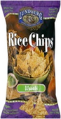 Lundberg Rice Chips - Wasabi -6oz