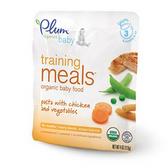 Plum Organics 3rd Stage Baby Food - Pasta with Chicken & Veggies