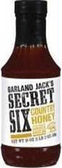 Garland Jack's Secret 6 - Country Honey Barbecue Sauce -18oz