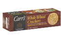 Carr's Whole Wheat Crackers, 7 OZ