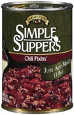 Maragaret Holmes Simple Suppers - Chili Fixins -27oz