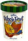 Whole Fruit - Mango -16oz