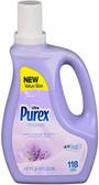 Purex Liquid Fabric Softner - Sweet Lavender & Cotton -44oz
