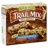 Nature Valley Chewy Trail Mix Variety Pack 6 pk