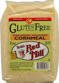 Bob's Red Mill Corn Meal -16oz