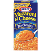 Kraft The Cheesiest Mac & Cheese Dinner -14.3 oz