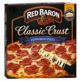 Red Baron Frozen Pizza Pepperoni -22 oz