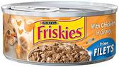 Friskies Prime Fillets Chicken & Tuna -5.5oz