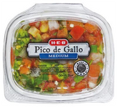 Pico de Gallo Mild - 4 Oz