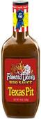 Famous Dave's BBQ Sauce - Texas Pit -20oz