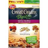 Post Great Grains Granola Blueberry Flax -11 oz