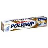 Super Poligrip Extra Care W/ Poliseal Denture Adhesive - 2.2 Oz