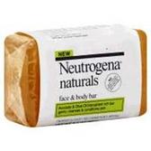 Neutrogena Naturals Face and Body Bar - 3.5 Oz