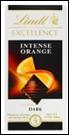Lindt Exellence Intance Orange -3.5oz