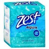 Zest Aqua Pure Bar Soap - 8-4 Oz