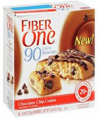 Fiber One 90 Calorie Bars - Chocolate -5 bars