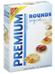 Nabisco Premium Rounds Original Saltine Crackers, 10 OZ