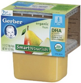 Gerber Organic 2nd Food -  Pears