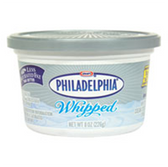Kraft Philadelphia Original Whipped Cream Cheese - 12 oz