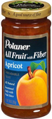 Polaner All Fruit Spread - Apricot -15.25oz