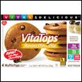 Vita Tops  - Banana Choco Chip -4ct