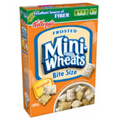 Kellogg's Frosted Mini Wheat Cereal - 15.8 oz