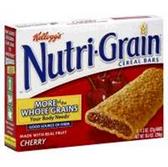 Kellogg's Cherry Nutri-Grain -6 pk