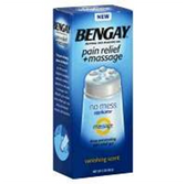 Bengay Pain Relief Gel With Massage Applicator - 3 Oz