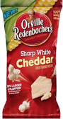 Orville Redenbacher's Sharp White Cheddar Popcorn -5oz