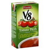 Campbell's - V8 RTS Tomato Herb -18.3 oz